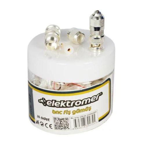 Elektromer Gümüş Bnc 1. Kalite 1 Adet