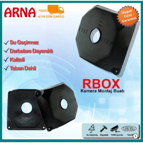 Kamera Montaj Buatı Siyah Rbox