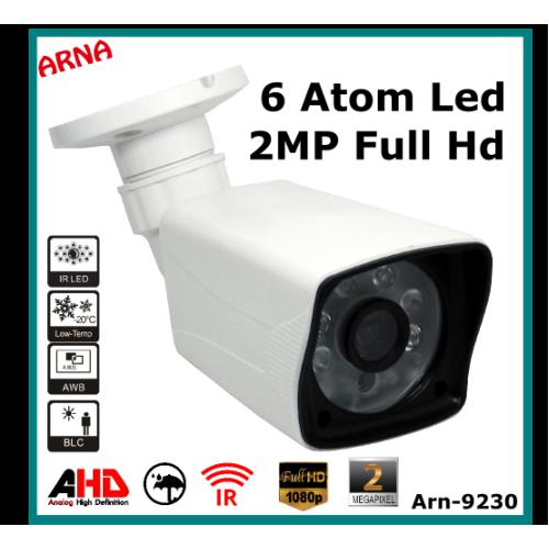 2MP 1080p AHD  FULL HD Güvenlik Kamerası ( AR-9230)