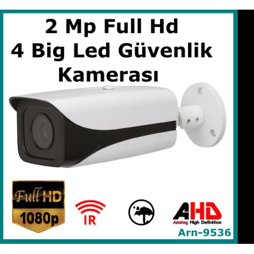 2 MP 1080P Full Hd  Güvenlik Kamerası Arn-9536