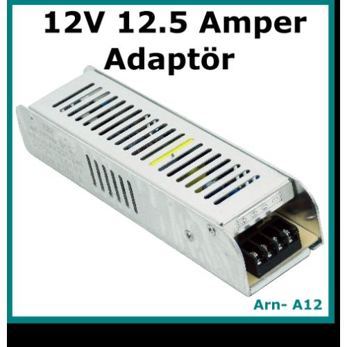12 Volt 12,5 Amper Kamera-Led Adaptörü