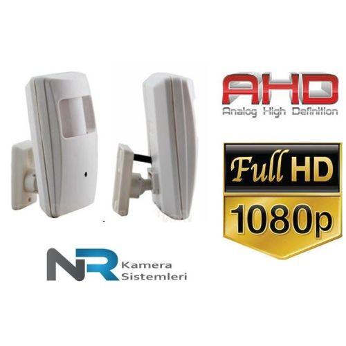 2MP 1080P Gece Görüşlü Sesli AHD Güvenlik Kamerası